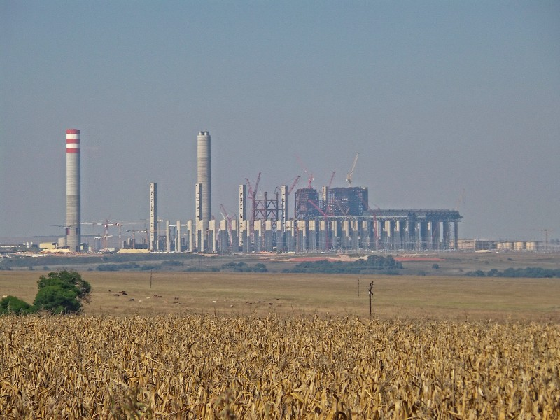 Kusile power station